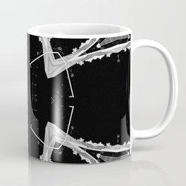 Mtn X-Ray Quad 1 Coffee Mug