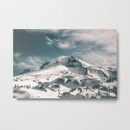 Mount Hood IV Metal Print