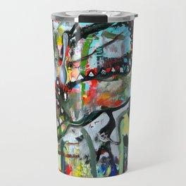 Cocodrilo en harlem Travel Mug