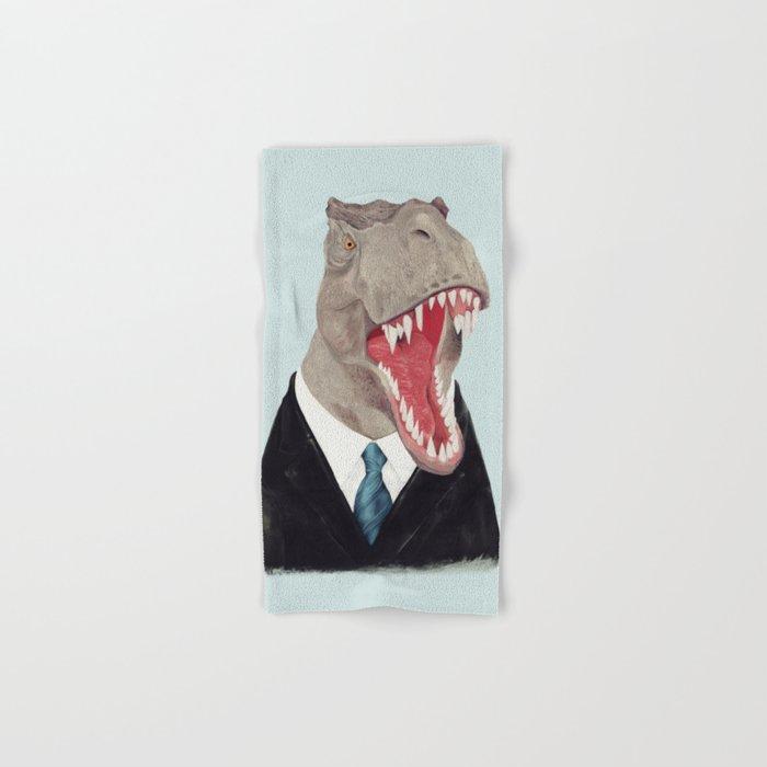 T. Rex - All Business Hand & Bath Towel