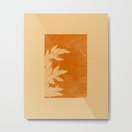 Regression Metal Print
