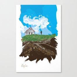 Digital Drawing #13 Canvas Print
