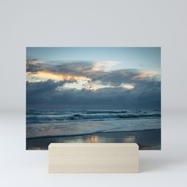 Stormy Seas Mini Art Print