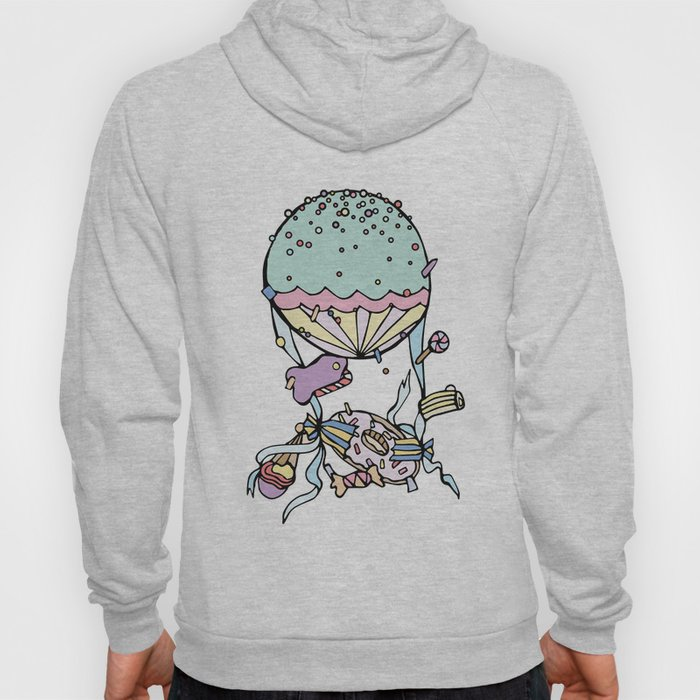 Catching Candies Hoody