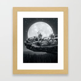Echoes of a Lullaby Framed Art Print