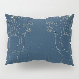 Hand Elements Pillow Sham