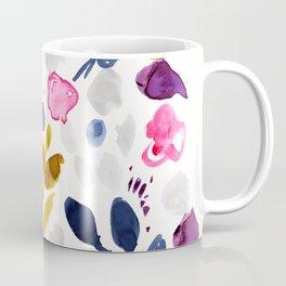 Pink Affair Floral Coffee Mug