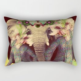 Overdrive Rectangular Pillow