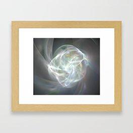 Essence of Pearl Framed Art Print