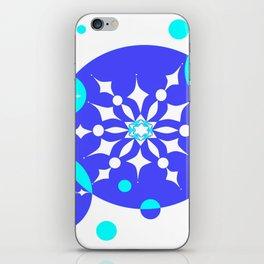 A Delightful Winter Snow Design iPhone Skin