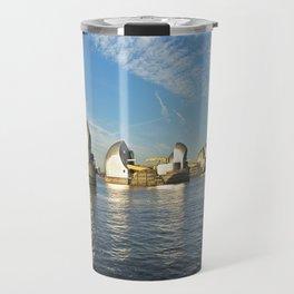 Thames Barrier Travel Mug