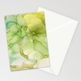 Key Lime Stationery Cards