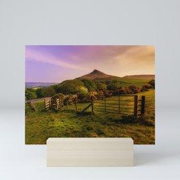 Topping Gate Mini Art Print