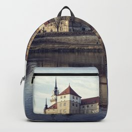 Torgau an der Elbe Schloss Hartenfels Backpack