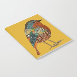 robin gold Notebook