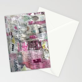 The Soul Of A Journey  Stationery Cards