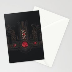 The Crown of Cthulhu Stationery Cards