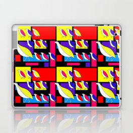 Partridge Parade Laptop & iPad Skin