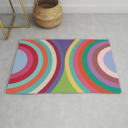 PANTONE COLOR OF THE YEAR 19 YEARS - 2000 - 2018 -20 COLORS Rug