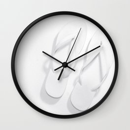 Just a Flop Wall Clock