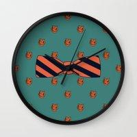 teacher Wall Clocks featuring Kindergarten Teacher by Jessica
