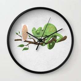 Can't See It Myself (Wordless) Wall Clock