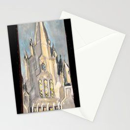 San Diego,CA LDS Temple Tie Stationery Cards