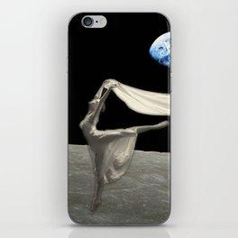 Dance like no one is watching iPhone Skin
