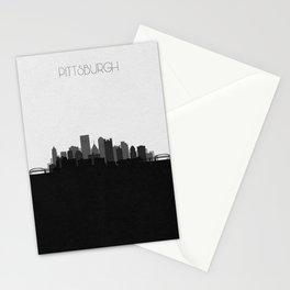 City Skylines: Pittsburgh (Alternative) Stationery Cards