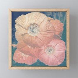 Capricious Tulips III Framed Mini Art Print