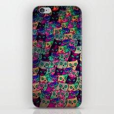cat-66 iPhone & iPod Skin