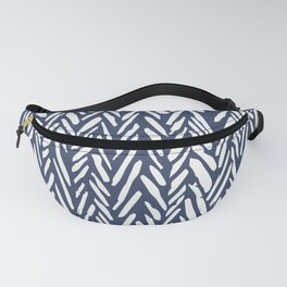 Winter snowstorm Fanny Pack
