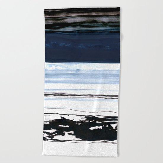strata 2 Beach Towel