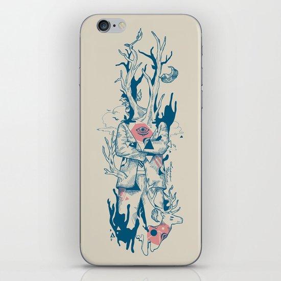 Lusus Naturae iPhone & iPod Skin