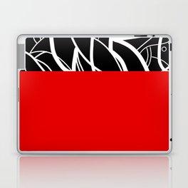 Red Zebra Laptop & iPad Skin