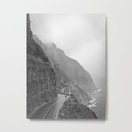 Cape Town - South Africa Metal Print