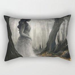 Ashen Eidolon Rectangular Pillow