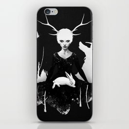 Space Within iPhone Skin
