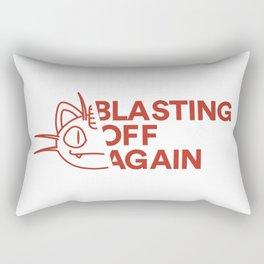 Team Rocket Blasting Off Again! Rectangular Pillow