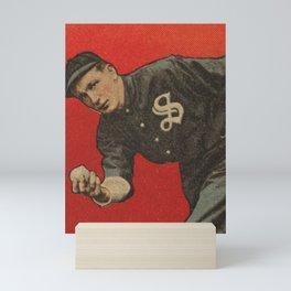 Backyard Baseball Mini Art Print