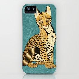 Ocelot Pun iPhone Case