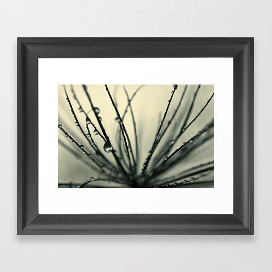 papyrus Framed Art Print