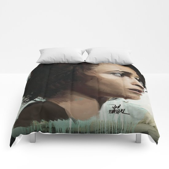 'Marla Singer' The Fight Club Comforters