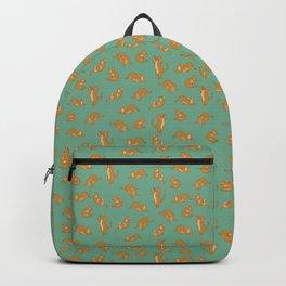 Orange Kitties Backpack