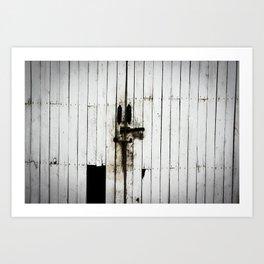 """""""Old Door"""" Art Print"""
