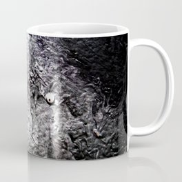 Black Lava III Coffee Mug