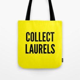 Collect Laurels Tote Bag