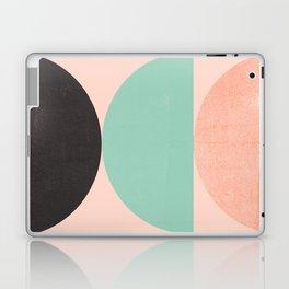 Abbstraction_COLOR_SHAPE_BALANCE_POP_ART_Minimalism_066N Laptop & iPad Skin