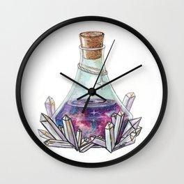 Galaxy Potion Wall Clock