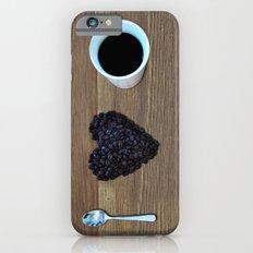 I Love Coffee iPhone 6s Slim Case